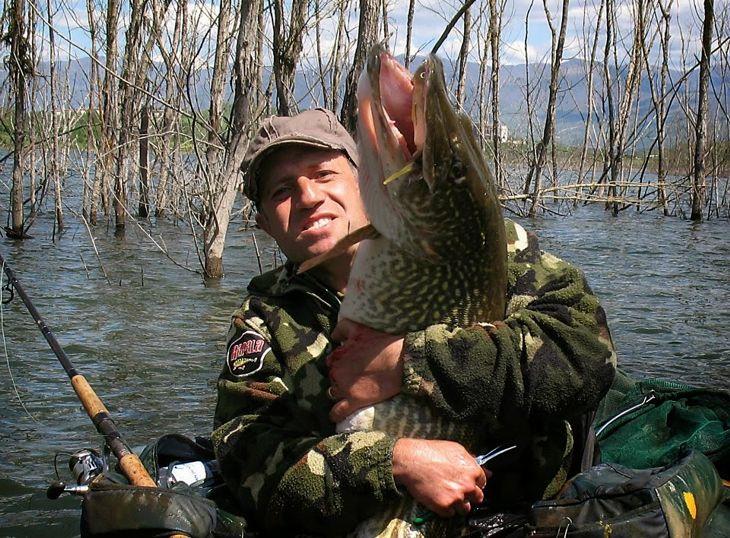 Лучшая погода для рыбалки на щуку