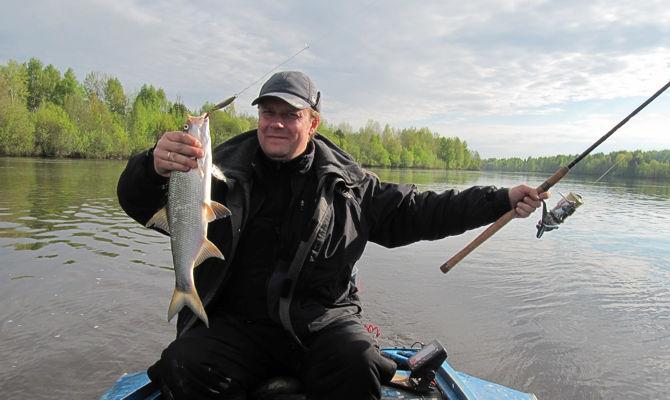 рыбалка в ленинской пойме 2017